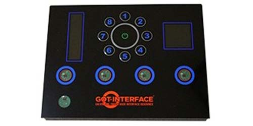 Touch Sensitive Switch Panel