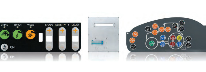 Capacitive Membrane Switches