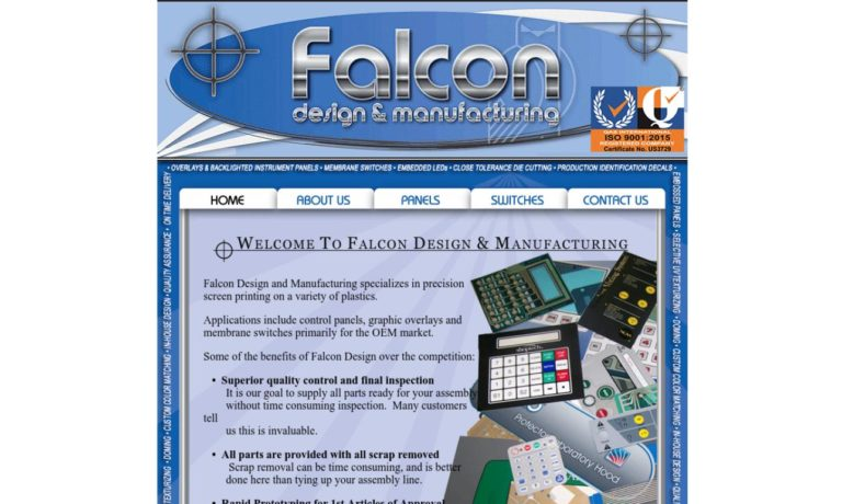 Falcon Design & Manufacturing