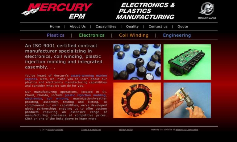 Mercury EPM / Division of Mercury Marine