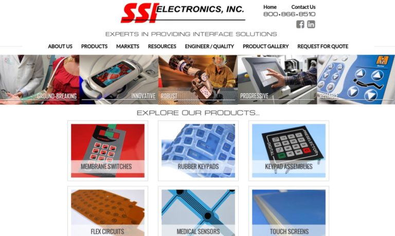 SSI Electronics, Inc.