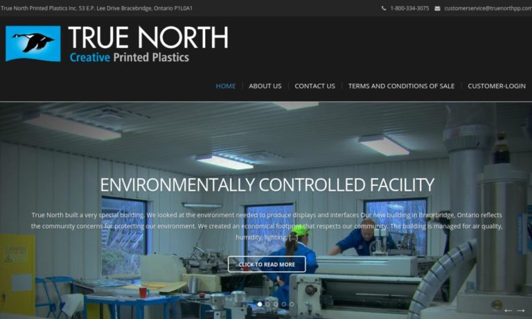 True North Printed Plastics