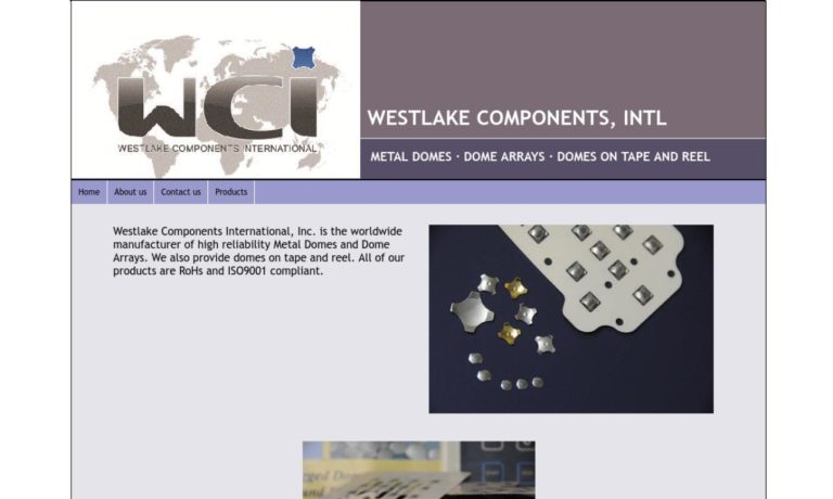 Westlake Components International, Inc.
