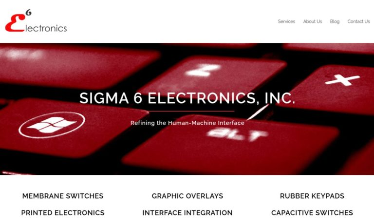 Sigma 6 Electronics, Inc.